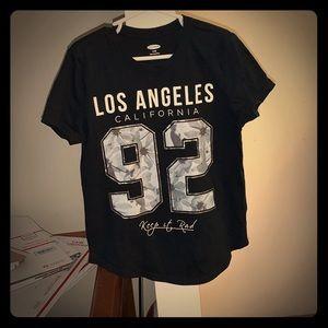 ⭐️NEW LISTING⭐️Old Navy Girl's T-shirt 🖤